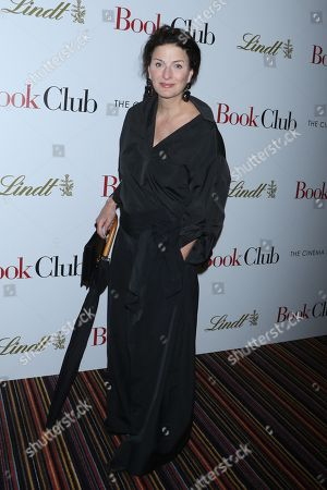 Editorial picture of 'Book Club' film screening, New York, USA - 15 May 2018