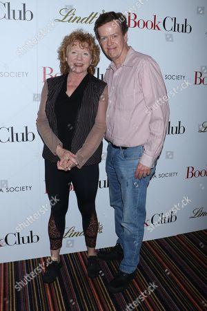 Becky Ann Baker and Dylan Baker