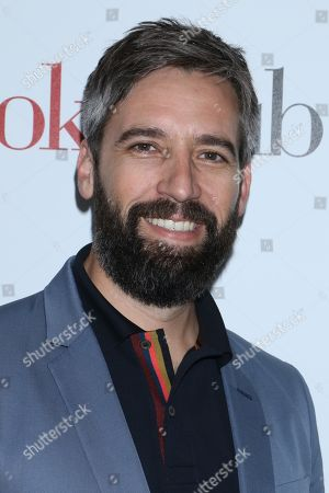 Stock Picture of Bill Holderman, director