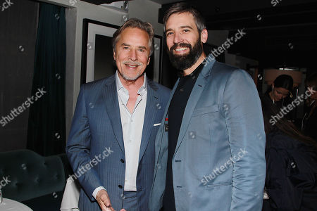 Don Johnson and Bill Holderman (Director/ Producer/Writer),