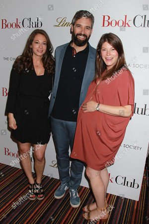 Erin Simms (Producer/Writer), Bill Holderman (Director/ Producer/Writer) and Gail Simmons