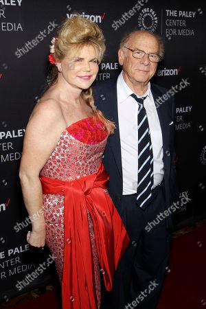 Kim Garfunkel and Art Garfunkel