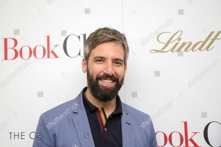"Director Bill Holderman attends a special screening of Paramount Pictures' ""Book Club"", hosted by The Cinema Society, at City Cinemas 123, in New York"