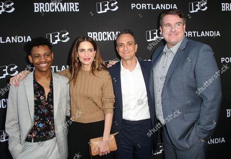 Stock Picture of Tyrel Jackson Williams, Amanda Peet, Hank Azaria, Joel Church-Cooper