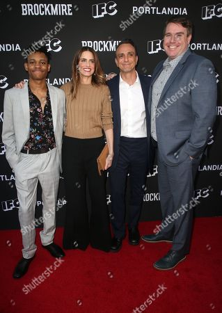 Stock Photo of Tyrel Jackson Williams, Amanda Peet, Hank Azaria, Joel Church-Cooper