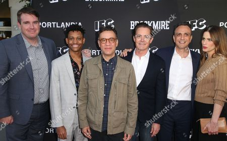 Joel Church-Cooper, Tyrel Jackson Williams, Fred Armisen, Kyle Maclachlan, Hank Azaria, Amanda Peet