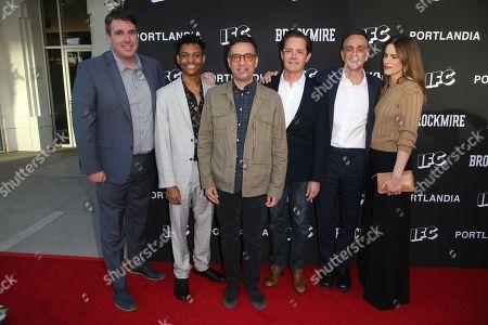 Joel Church-Cooper, Tyrel Jackson Williams, Fred Armisen, Kyle Maclachlan, Hank Azaria, Amanda Peet