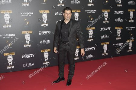 Editorial photo of 'Gotti' premiere, After Party, 71st Cannes Film Festival, France - 15 May 2018