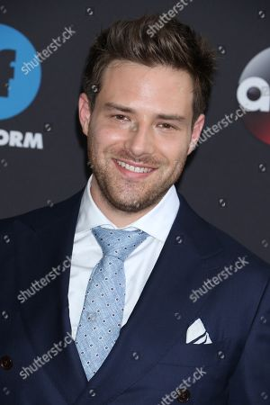 Stock Picture of Ben Rappaport