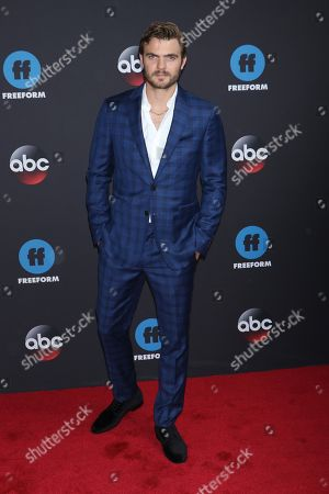Stock Image of Alex Roe