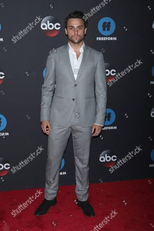 Editorial picture of Disney ABC Upfront Presentation, Arrivals, New York, USA - 15 May 2018