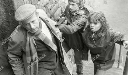 Editorial picture of 'Emmerdale Farm' TV Series UK  - 1978