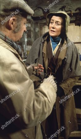Ep 417 Tuesday 17th January 1978 With Sam Pearson, as played by Toke Townley ; Miss Venables, as played by Jean Rimmer.