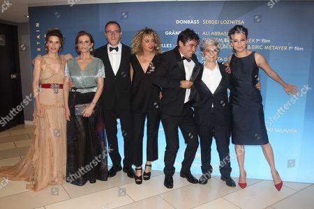Valentina Cervi, Isabella Ferrari, Valerio Mastandrea, Valeria Golino, Riccardo Scamarcio, Viola Prestieri, Jasmine Trinca