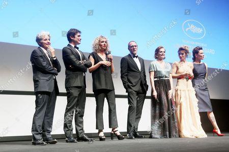 Viola Prestieri, Riccardo Scamarcio, Valeria Golino, Valerio Mastandrea, Isabella Ferrari, Valentina Cervi, Jasmine Trinca