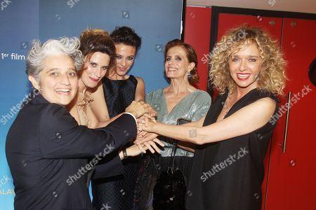 Viola Prestieri, Valentina Cervi, Jasmine Trinca, Isabella Ferrari, Valeria Golino