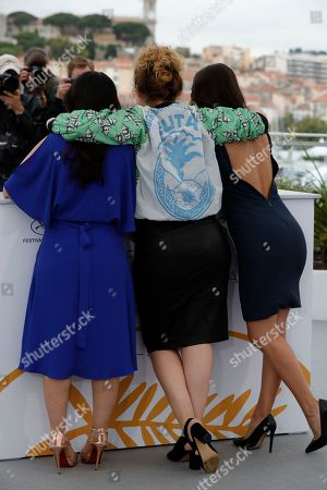 Editorial photo of 'Sofia' photocall, 71st Cannes Film Festival, France - 16 May 2018