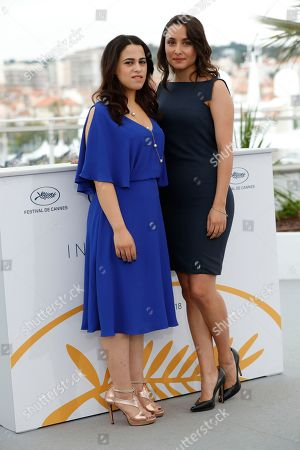 Maha Alemi and Sarah Perles