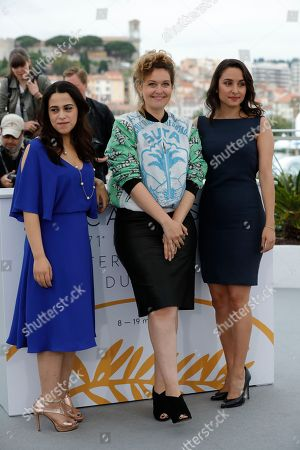 Editorial picture of 'Sofia' photocall, 71st Cannes Film Festival, France - 16 May 2018