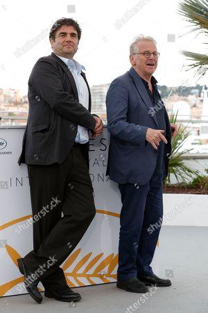 Romain Goupil and Daniel Cohn-Bendit