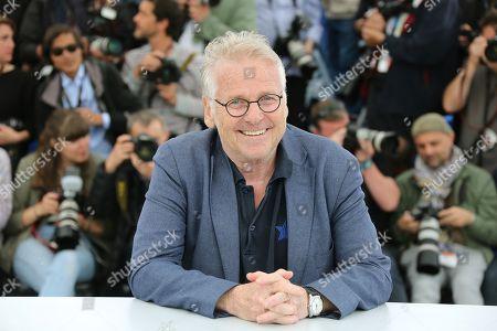 Director Daniel Cohn-Bendit