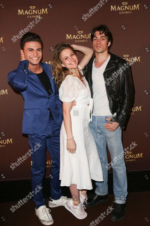 Editorial picture of 'At War' Magnum VIP Party, 71st Cannes Film Festival, France - 15 May 2018