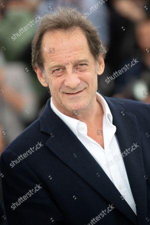 Actor Vincent Lindon