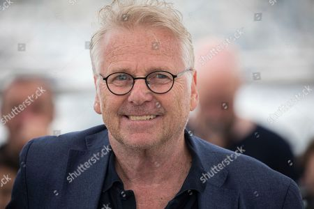 Politician Daniel Cohn-Bendit poses for photographers during a photo call for the film 'On the Road in France' at the 71st international film festival, Cannes, southern France