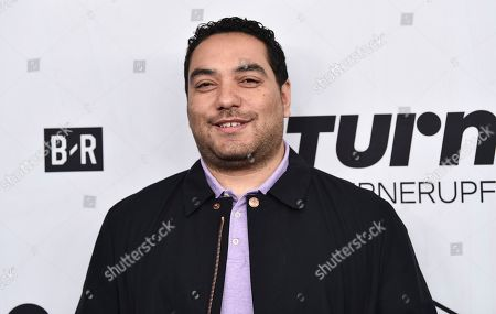 Stock Image of Cipha Sounds attends the Turner Networks 2018 Upfront at One Penn Plaza, in New York