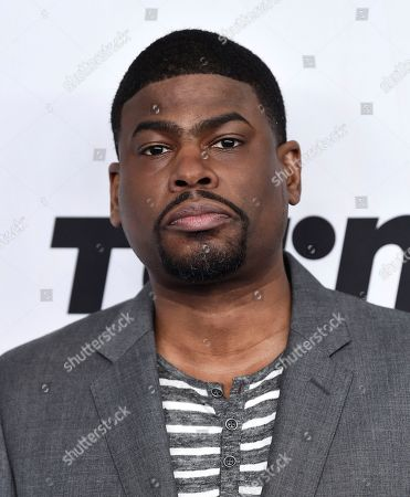 Damien Lemon attends the Turner Networks 2018 Upfront at One Penn Plaza, in New York