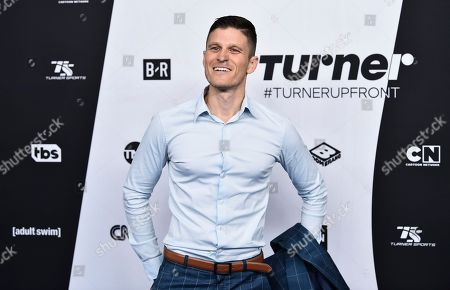 Stock Image of Kevin Pereira attends the Turner Networks 2018 Upfront at One Penn Plaza, in New York