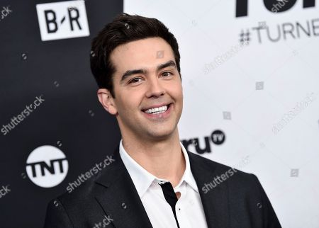 Michael Carbonaro attends the Turner Networks 2018 Upfront at One Penn Plaza, in New York