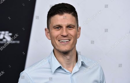 Kevin Pereira attends the Turner Networks 2018 Upfront at One Penn Plaza, in New York