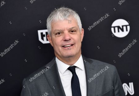 Turner president David Levy attends the Turner Networks 2018 Upfront at One Penn Plaza, in New York
