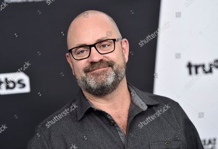 Graeme Manson attends the Turner Networks 2018 Upfront at One Penn Plaza, in New York