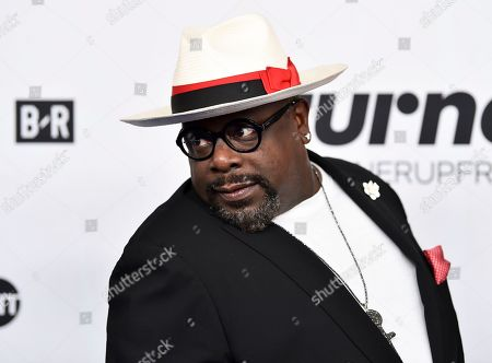 Cedric Kyles. Cedric the Entertainer attends the Turner Networks 2018 Upfront at One Penn Plaza, in New York
