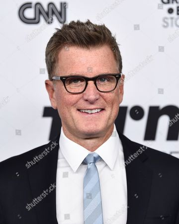 TBS and TNT president and chief creative officer Turner Entertainment Kevin Reilly attend the Turner Networks 2018 Upfront at One Penn Plaza, in New York
