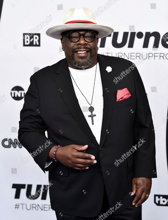 Stock Picture of Cedric Kyles. Cedric the Entertainer attends the Turner Networks 2018 Upfront at One Penn Plaza, in New York