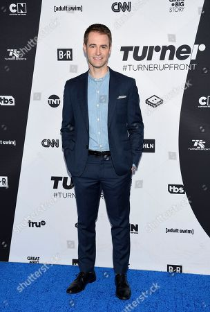Michael Torpey attends the Turner Networks 2018 Upfront at One Penn Plaza, in New York