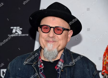 Actor Bobcat Goldthwait attends the Turner Networks 2018 Upfront at One Penn Plaza, in New York