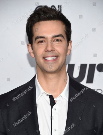 Stock Photo of Michael Carbonaro attends the Turner Networks 2018 Upfront at One Penn Plaza, in New York