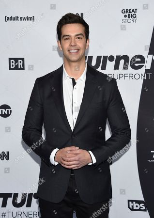 Stock Image of Michael Carbonaro attends the Turner Networks 2018 Upfront at One Penn Plaza, in New York