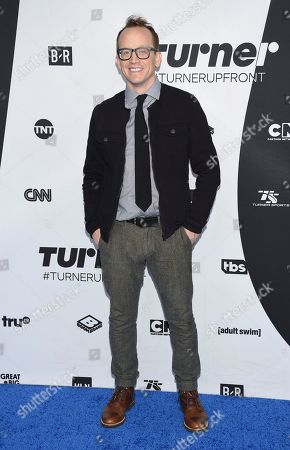 Editorial image of Turner Networks 2018 Upfront, New York, USA - 16 May 2018