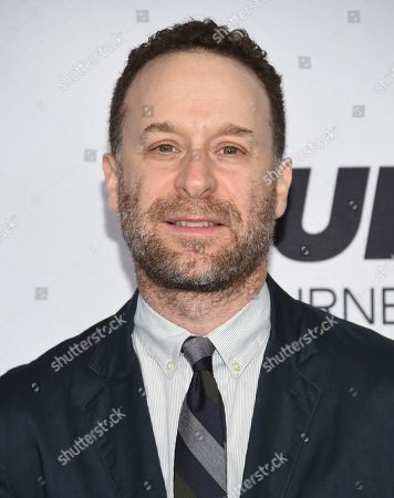 Stock Photo of Jon Glaser attends the Turner Networks 2018 Upfront at One Penn Plaza, in New York