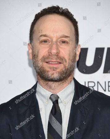 Stock Image of Jon Glaser attends the Turner Networks 2018 Upfront at One Penn Plaza, in New York