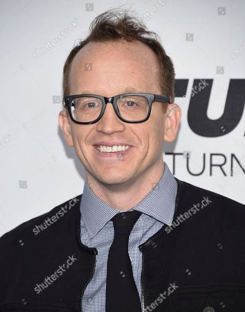 Chris Gethard attends the Turner Networks 2018 Upfront at One Penn Plaza, in New York