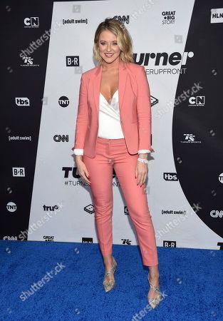 Kristen Ledlow attends the Turner Networks 2018 Upfront at One Penn Plaza, in New York