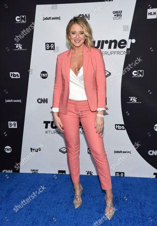 Stock Image of Kristen Ledlow attends the Turner Networks 2018 Upfront at One Penn Plaza, in New York