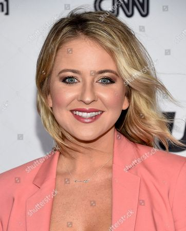 Stock Picture of Kristen Ledlow attends the Turner Networks 2018 Upfront at One Penn Plaza, in New York