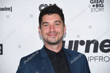 Director Jakob Verbruggen attends the Turner Networks 2018 Upfront at One Penn Plaza, in New York